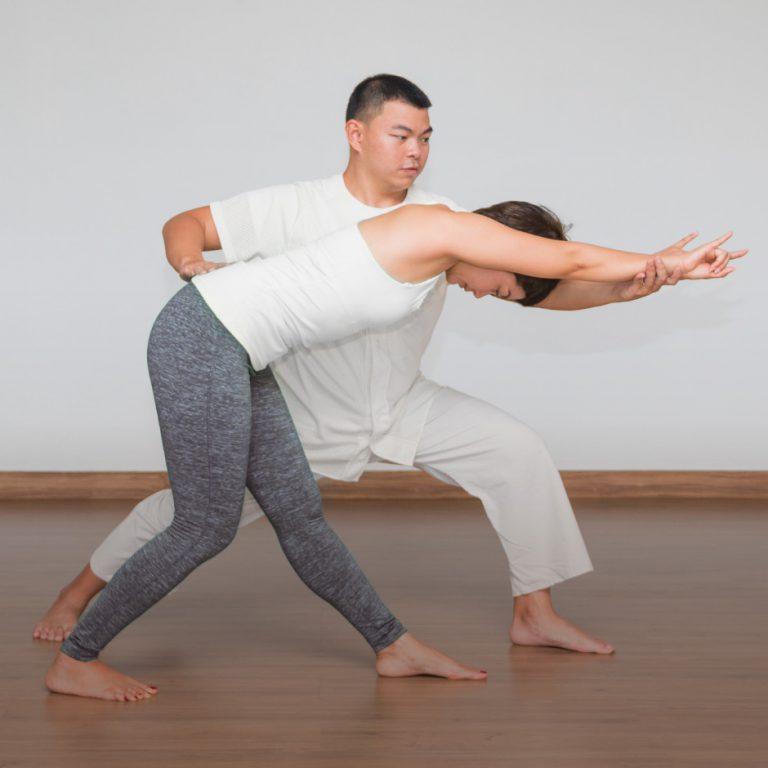 Couple Bodywork by Harmony Healer
