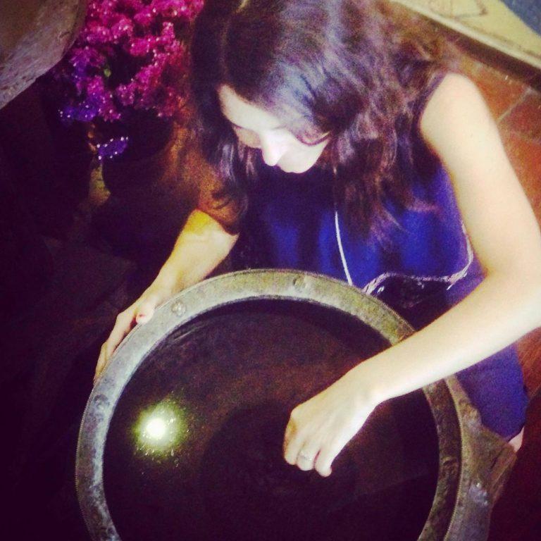Water Ceremony by Rebeca Lacasa
