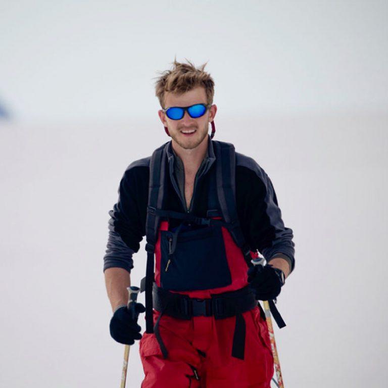 Barney Swan: Climate Explorer