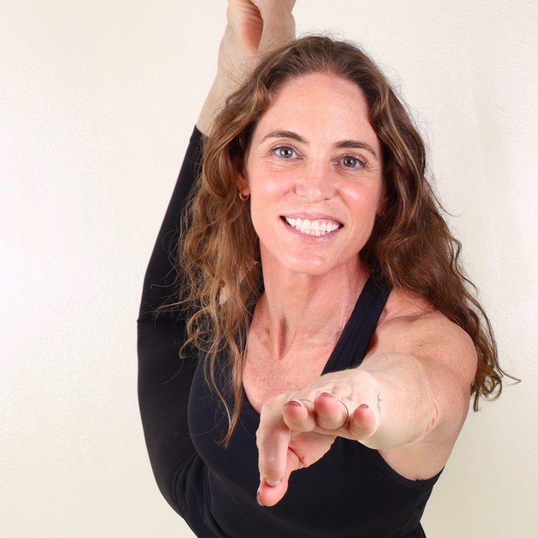 The Sacred Geometry of Yoga by Jen Kentrup