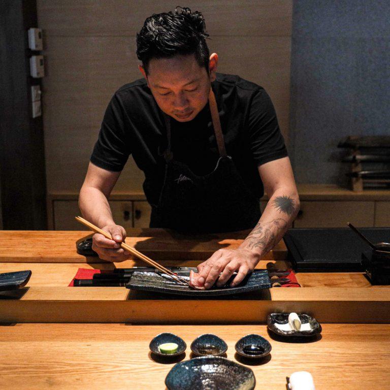 Omakase Dinner with Fillets