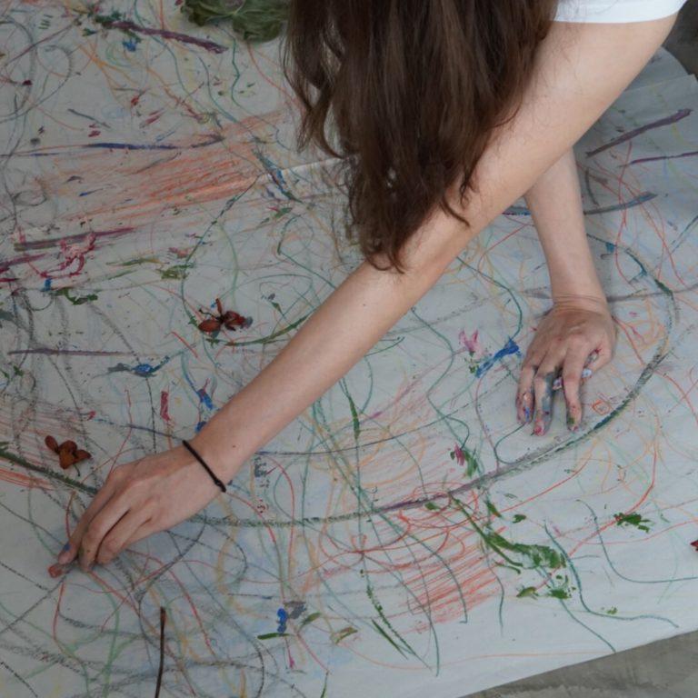 Sensory Art Workshop by Studio Persona