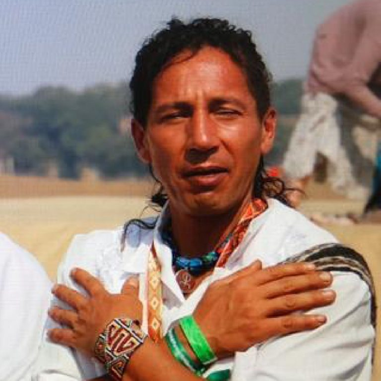 Approaching to the Amazonian-Andean Culture by Torek Izaciga