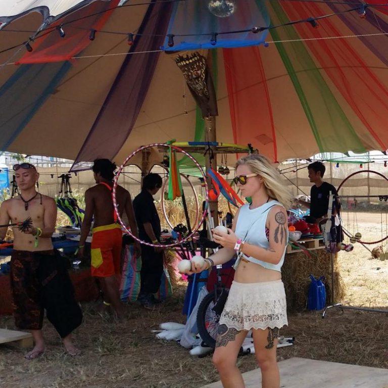 Circus Playshop by Samui Circus Studio