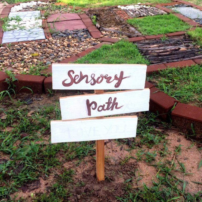Sensory path by Little Fields Pattaya