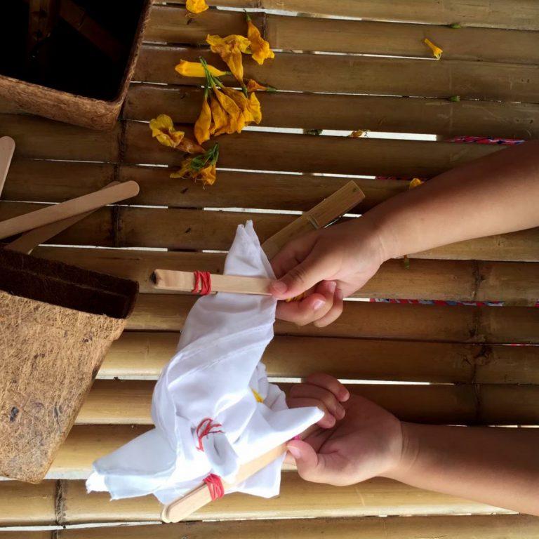 Tie dye Workshop by Little Fields Pattaya
