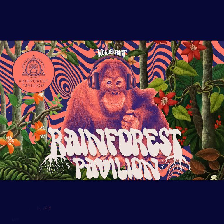 Rainforest Pavillion