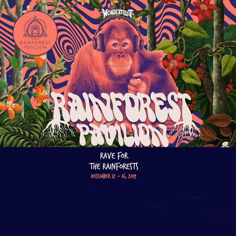 About Rainforest Pavilion